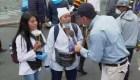 Enfermeras en Ecuador: Venimos a atender heridos
