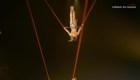 Bailarina uruguaya protagoniza espectáculo del Cirque du Soleil