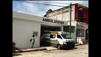 Migrante muere en la costa de Chiapas tras naufragar