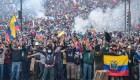 Violencia y tensión en Quito pese a mensaje de Lenín Moreno