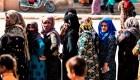 Nuevos desplazados por ataques turcos