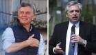 Macri y Fernández acaparan atención en primer debate