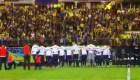 Futbolistas ecuatorianos se suman al pedido por la paz en su país