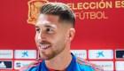 La nueva marca de Sergio Ramos con España