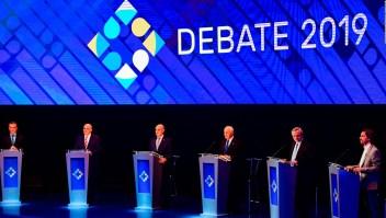 Debate: Las críticas de Lavagna, Del Caño, Espert y Gómez Centurión