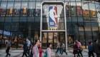 China restaura lazos con la NBA