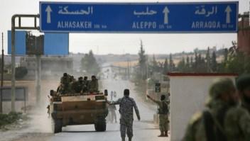 Trump quita militares de Siria y sancionará a Turquía