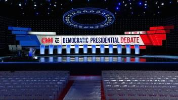 Debate demócrata, ¿quién dará la sorpresa?