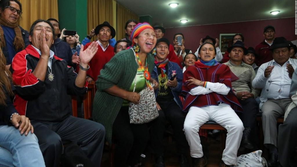 ONU aplaude acuerdo entre Gobierno e indígenas