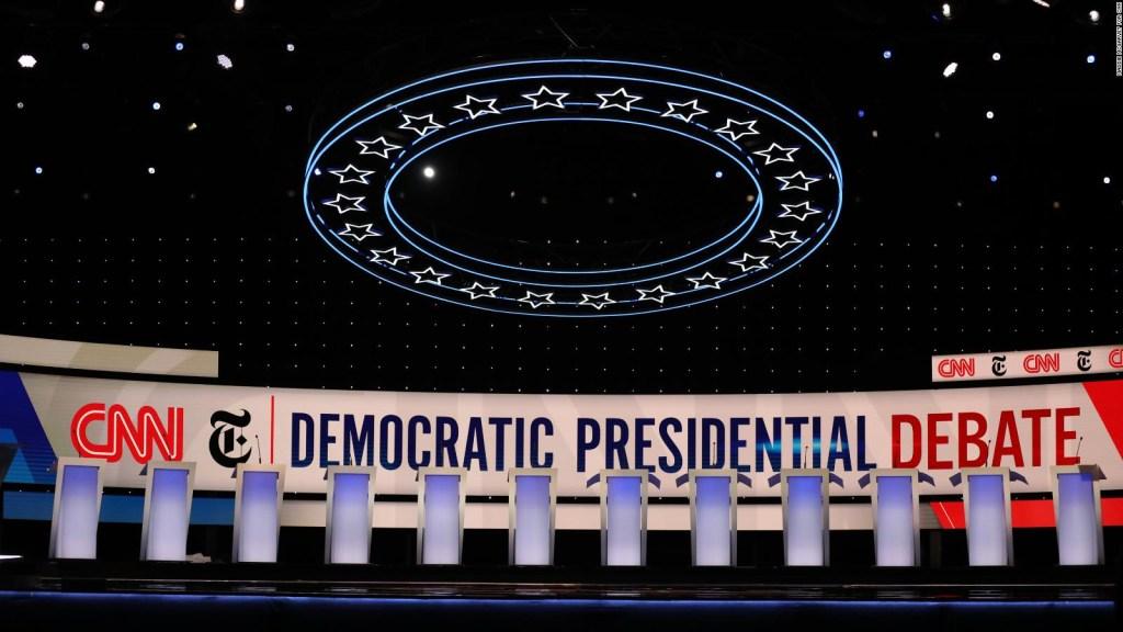 El juicio político en el debate de Ohio
