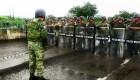 Polémico discurso a Guardia Nacional para bloquear a migrantes