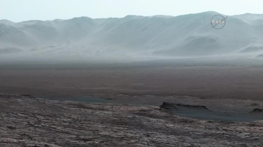 Indicios de vida en Marte desde los 70