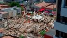 Persona fallece tras el derrumbe de un edificio en Brasil