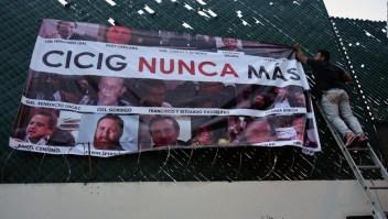 Guatemala planea investigar actuación de CICIG