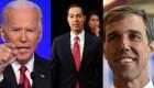 Biden, Castro y O'Rourke buscan conquistar los debates
