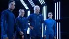 Virgin Galactic presenta su línea de trajes espaciales