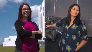 Dos Latinas en la frontera de la nueva era de exploración espacial de la NASA