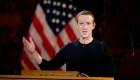 Zuckerberg aboga por la libertad de expresión