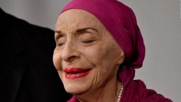 """""""Muere la diva de la danza"""", dice la coreógrafa Cora Flores"""