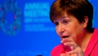 Krislatina Georgieva, titular del FMIina
