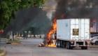 Detalles del operativo en Culiacán, México