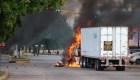 Culiacán un día después de la violencia: clases suspendidas y negocios cerrados