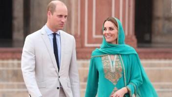 La labor humanitaria de los duques de Cambridge en Pakistán