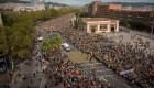 Protestas en Cataluña, operativo en Culiacán y más
