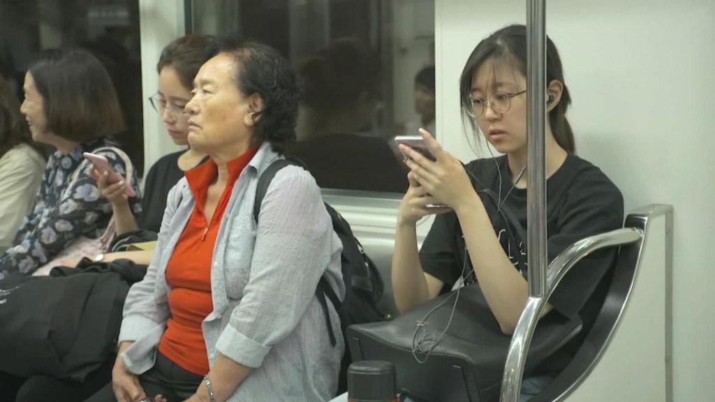 La solución en Corea del Sur para la adicción al celular