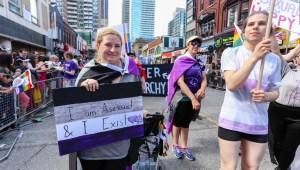 ¿Sabe qué es la asexualidad?