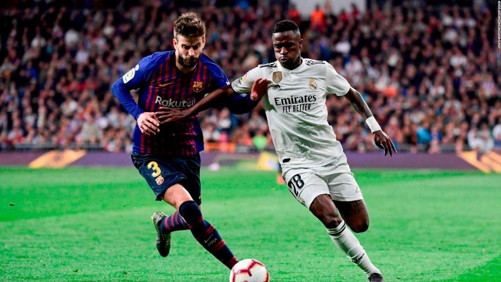 FC Barcelona y Real Madrid acuerdan posponer el clásico