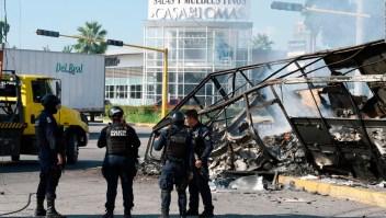 Dudas y polémica por el operativo fallido en Culiacán