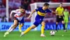 Boca gana, pero River avanza a la final de la Libertadores