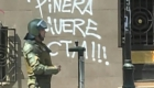 Renuevan el toque de queda en Chile