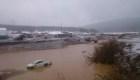 Derrumbe de represa deja 15 muertos en Rusia