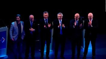 Las mejores frases que del debate en Argentina