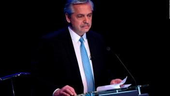 Fernández habló del desempleo durante el Gobierno de Macri