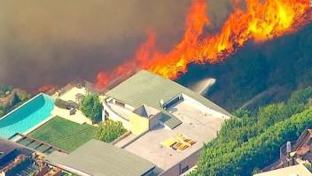 Incendios en Palisades, Los Ángeles