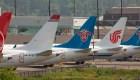 Boeing: continúan en problemas por su avión 737 Max