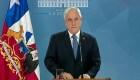 Piñera extiende estado de emergencia a Atacama y Los Lagos