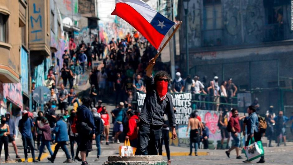 ¿Cuáles son los motivos de las protestas en Chile?
