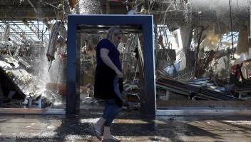 Inesperado tornado destruye partes de Dallas, Texas