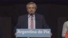 """Alberto Fernández: """"Nos van a dejar un país muy complicado"""""""