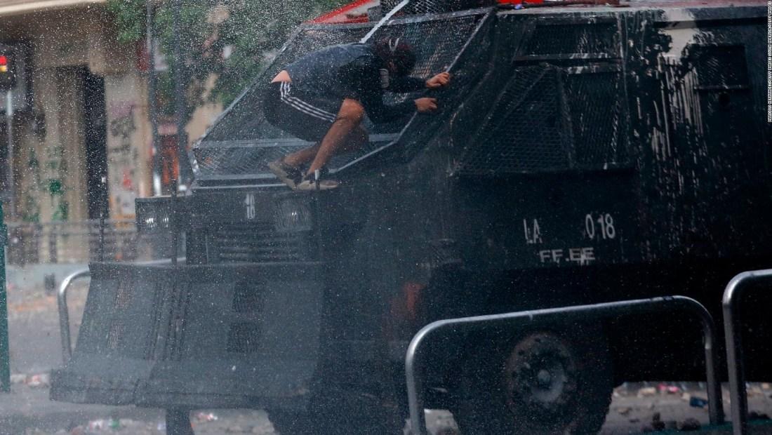 Las razones profundas de las protestas en Chile