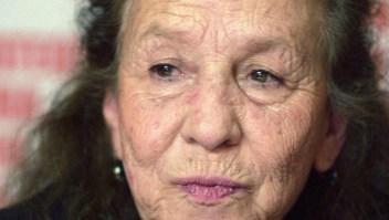 Senado reconoce a Rosario Ibarra