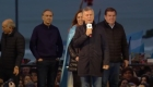 "Macri sobre el kirchnerismo: ""Hasta acá llegaron"""