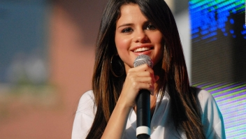 Las cinco canciones más populares de Selena Gómez