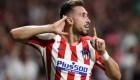 Héctor Herrera gana fuerza con el Atlético de Madrid