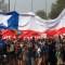 Niño muerto en las protestas en Chile