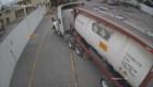 Alerta tras robo de un camión cianuro de sodio
